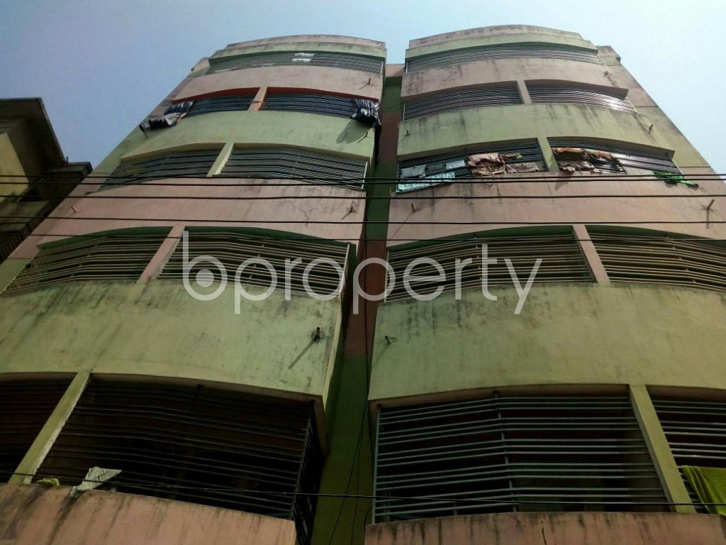Front view - 3 Bed Apartment for Sale in 4 No Chandgaon Ward, Chattogram - 1771893