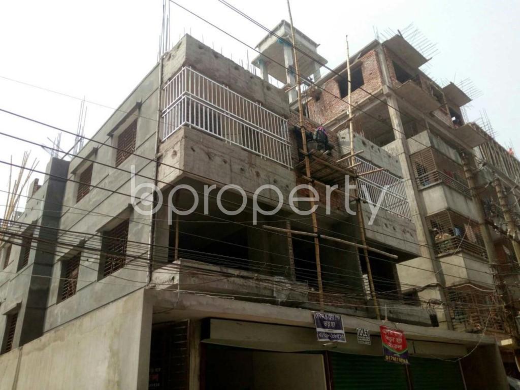 Image 1 - Office to Rent in Aftab Nagar, Dhaka - 1776208