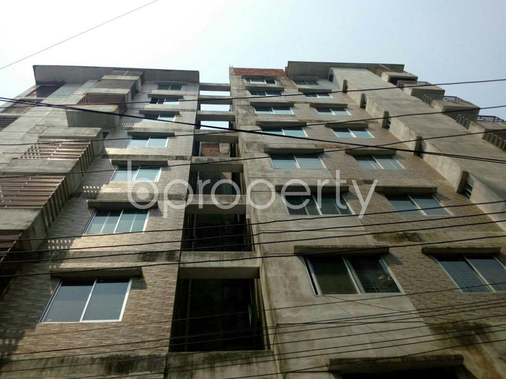 Outside view - 3 Bed Apartment for Sale in Lal Khan Bazaar, Chattogram - 1776366