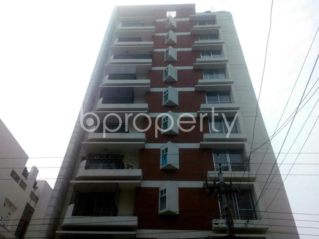 Outside view - 5 Bed Apartment for Sale in Banani, Dhaka - 1776783