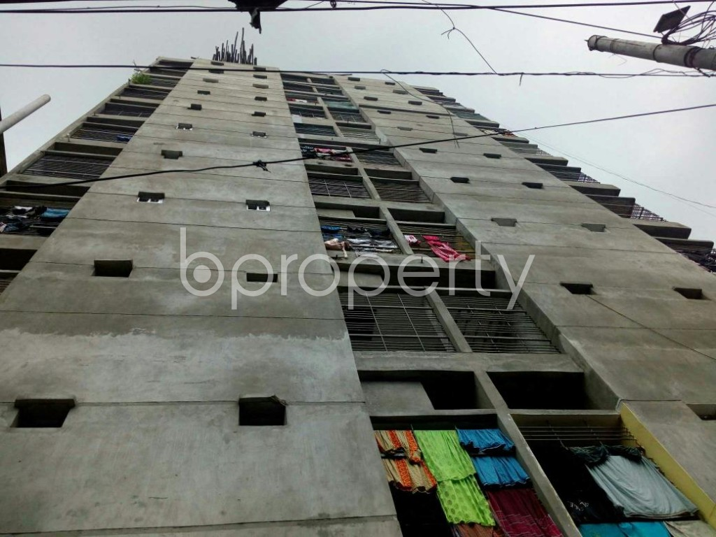 Outside view - 3 Bed Apartment for Sale in Jamal Khan, Chattogram - 1777827