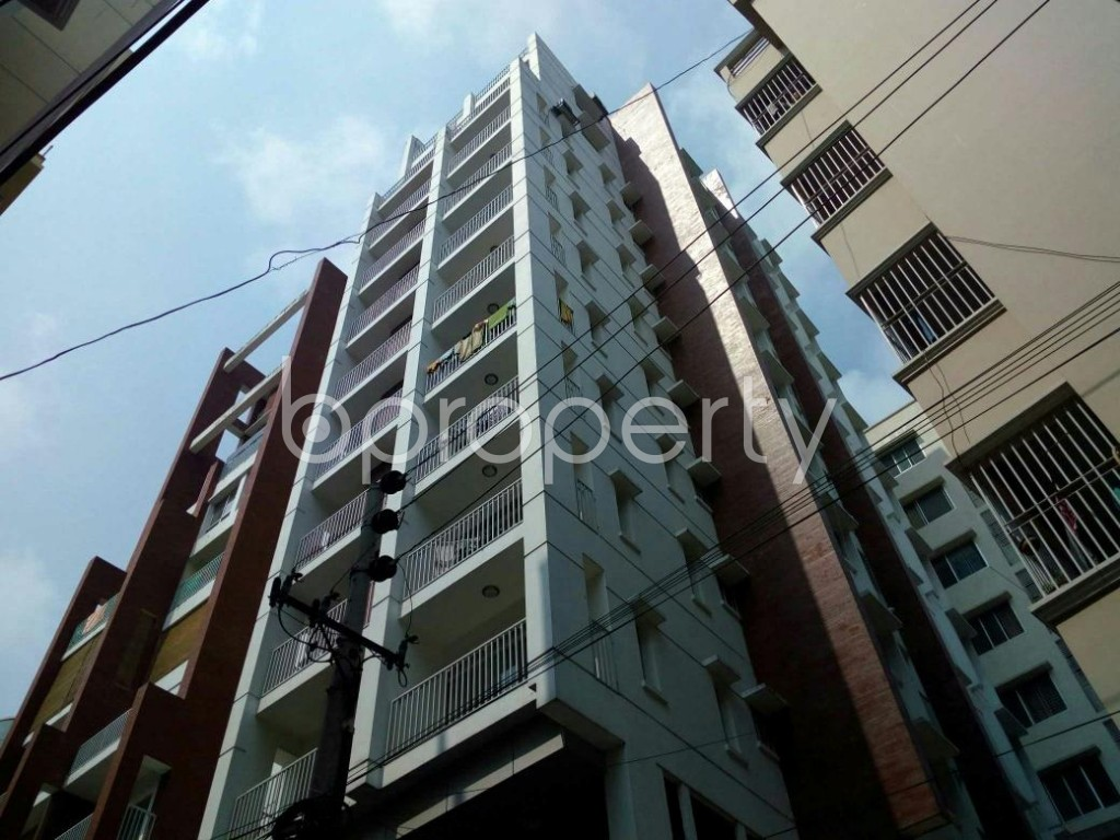Outside view - 3 Bed Apartment for Sale in South Khulsi, Chattogram - 1777969