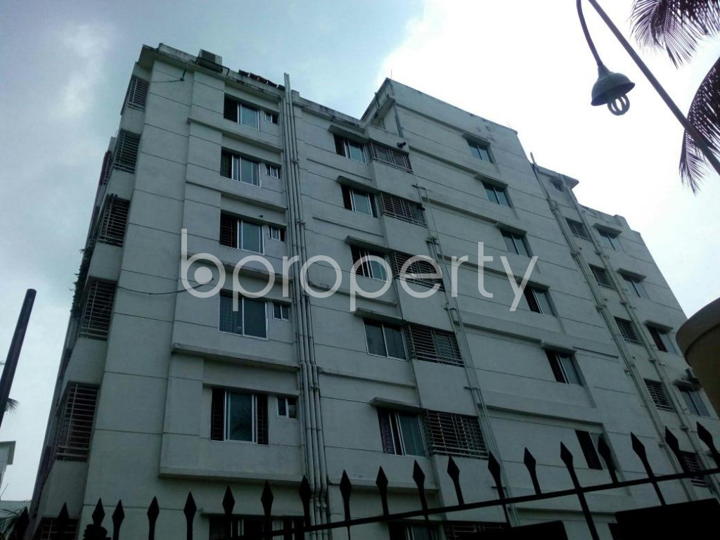 Outside view - 2 Bed Apartment for Sale in Kazir Dewri, Chattogram - 1778317