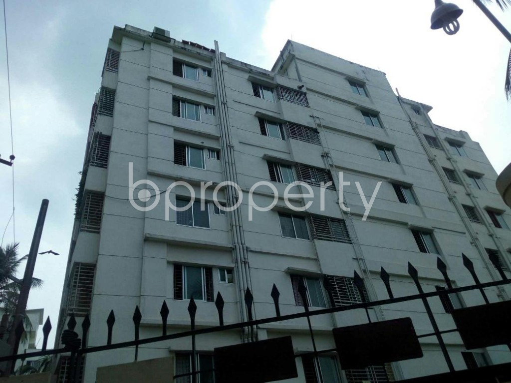 Outside view - 3 Bed Apartment for Sale in Kazir Dewri, Chattogram - 1778323