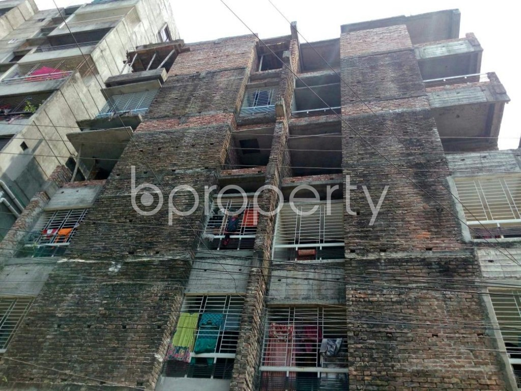 Image 1 - 3 Bed Apartment for Sale in Thakur Para, Cumilla - 1778687