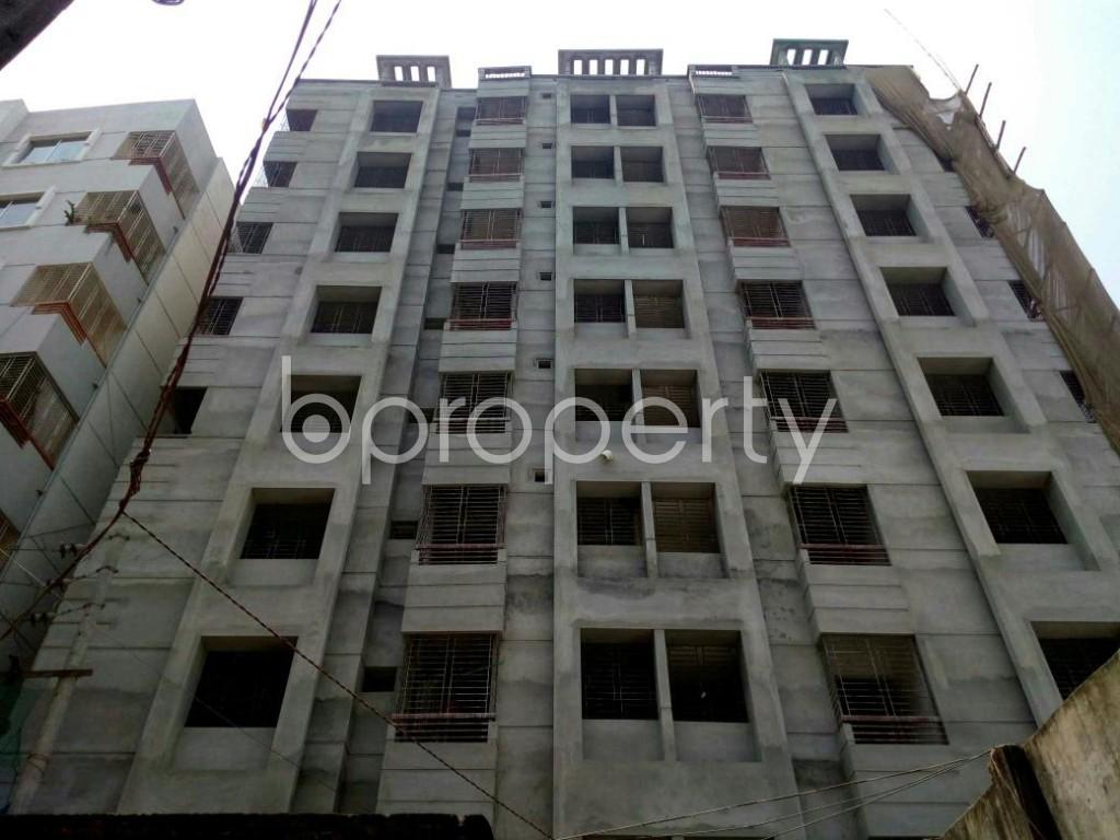 Image 1 - 3 Bed Apartment for Sale in Jhautola, Cumilla - 1780070