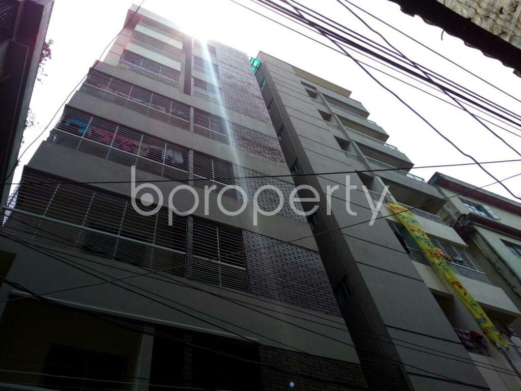 Outside view - 3 Bed Apartment for Sale in North Shahjahanpur, Dhaka - 1781630