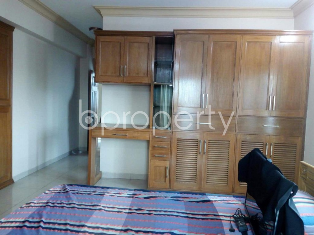 Bedroom - 4 Bed Apartment for Sale in Gulshan, Dhaka - 1781911