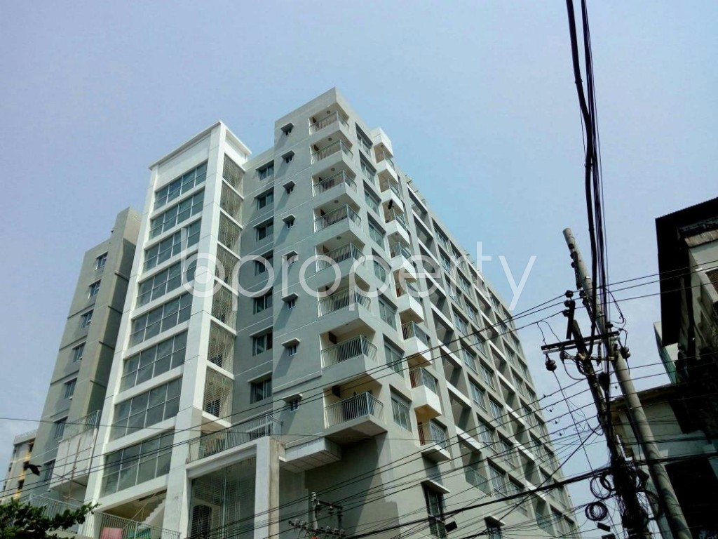 Outside view - 3 Bed Apartment for Sale in Kazir Dewri, Chattogram - 1782552