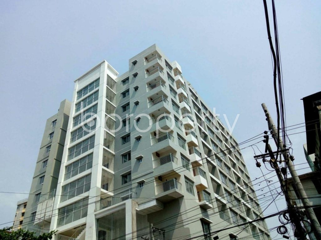 Outside view - 3 Bed Apartment for Sale in Kazir Dewri, Chattogram - 1782553