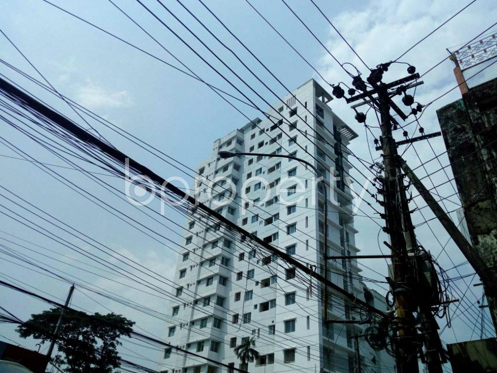 Outside view - 3 Bed Apartment for Sale in Kazir Dewri, Chattogram - 1782556