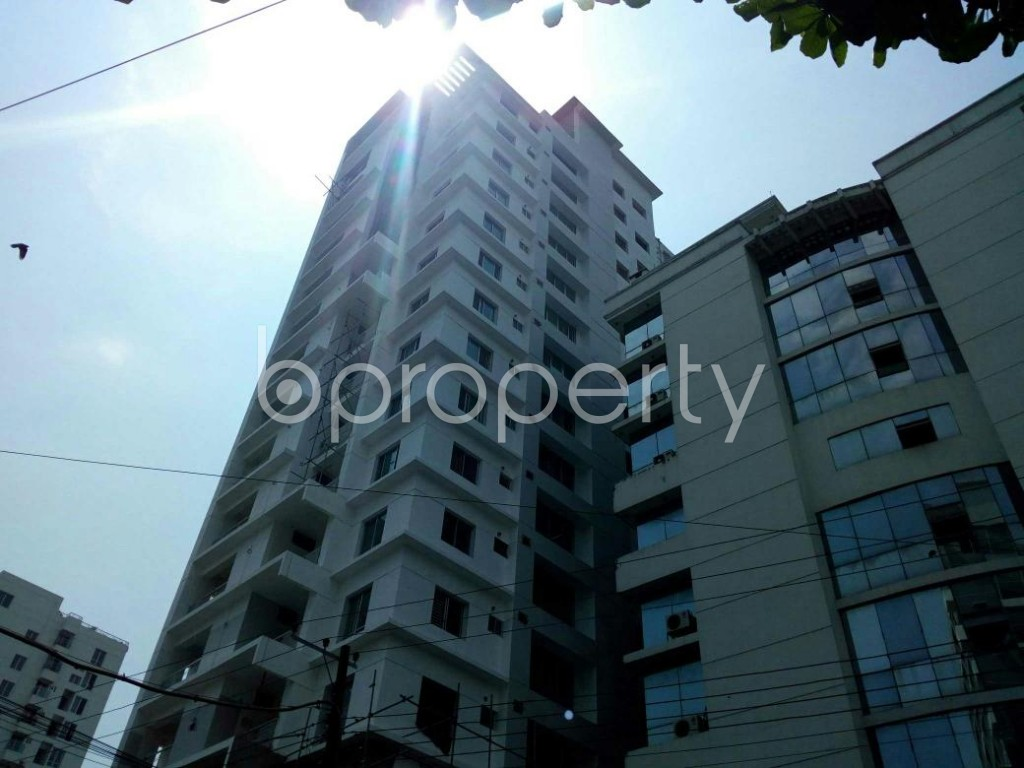 Outside view - 3 Bed Apartment for Sale in Kazir Dewri, Chattogram - 1782557