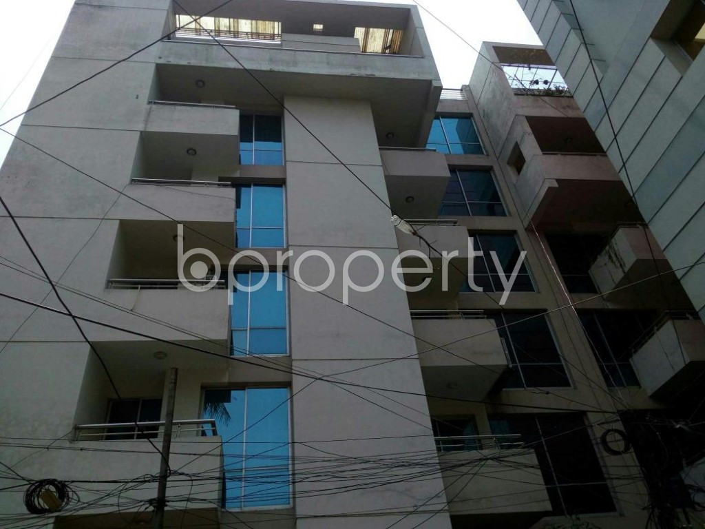 Outside view - 3 Bed Apartment for Sale in Banani, Dhaka - 1782590