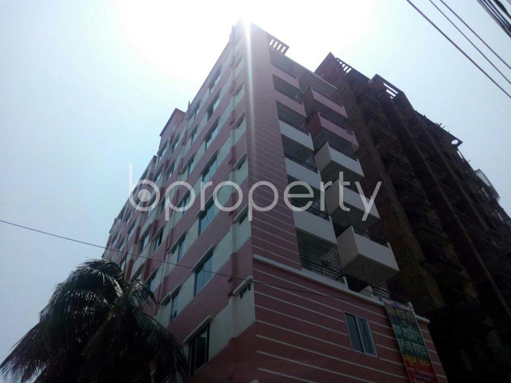 Image 1 - 3 Bed Apartment for Sale in Jhautola, Cumilla - 1782910