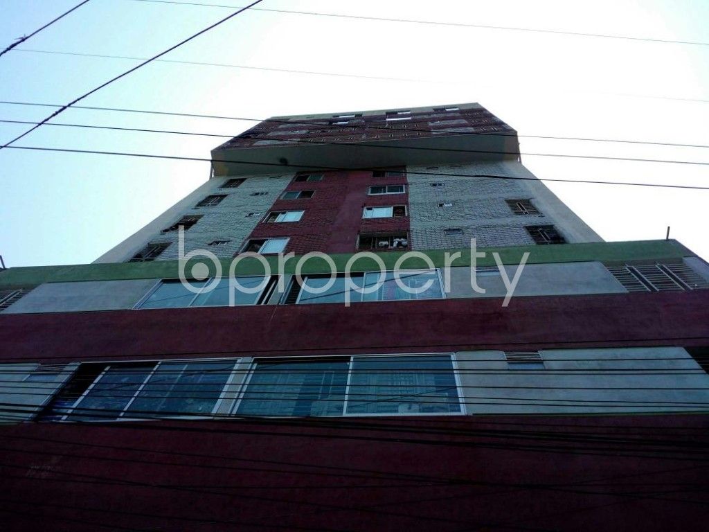 Outside view - 3 Bed Apartment for Sale in 4 No Chandgaon Ward, Chattogram - 1783624
