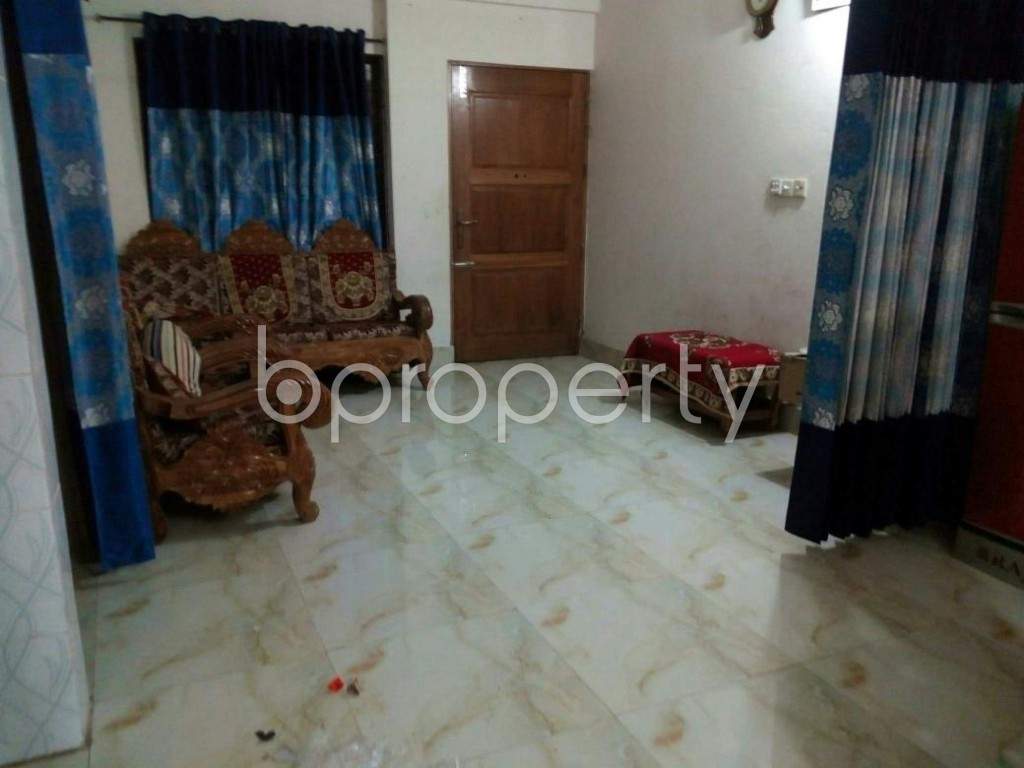 Dine/Dining - 3 Bed Apartment for Sale in Cantonment, Dhaka - 1783862