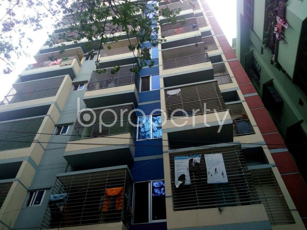 Outside view - 4 Bed Apartment for Sale in Kazir Dewri, Chattogram - 1785316