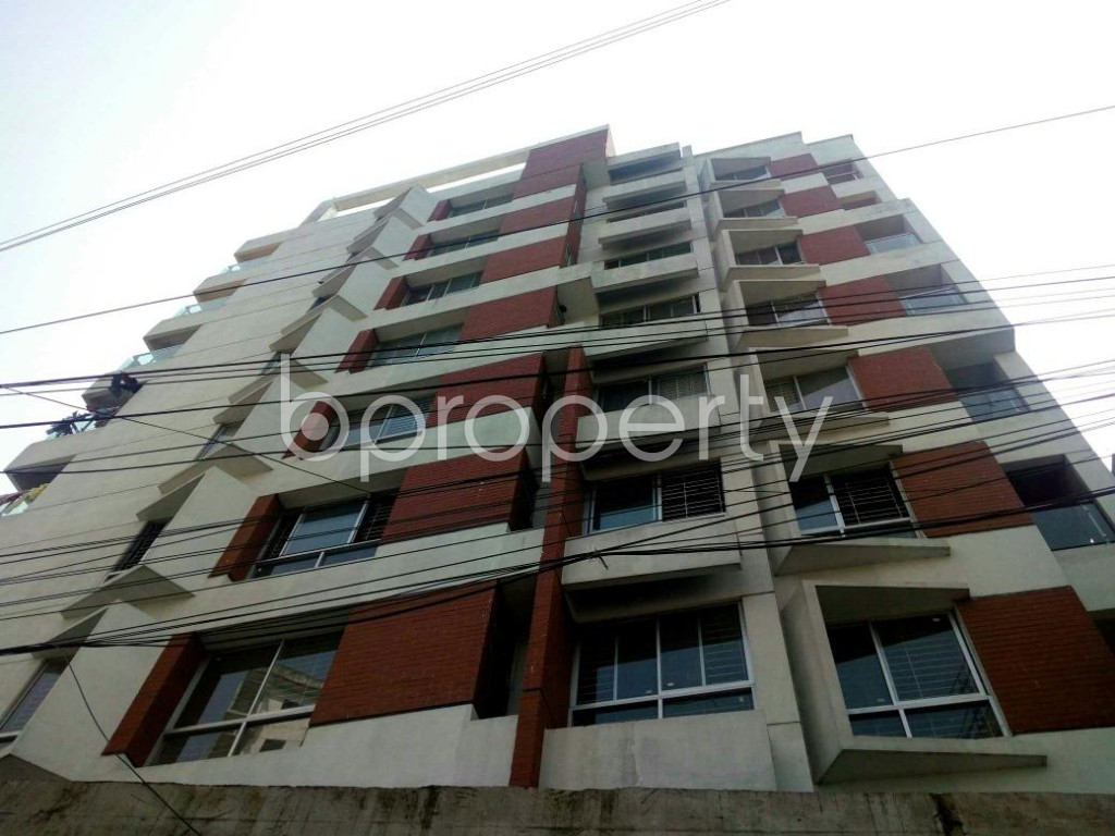 Outside view - 3 Bed Apartment for Sale in Kazir Dewri, Chattogram - 1785408