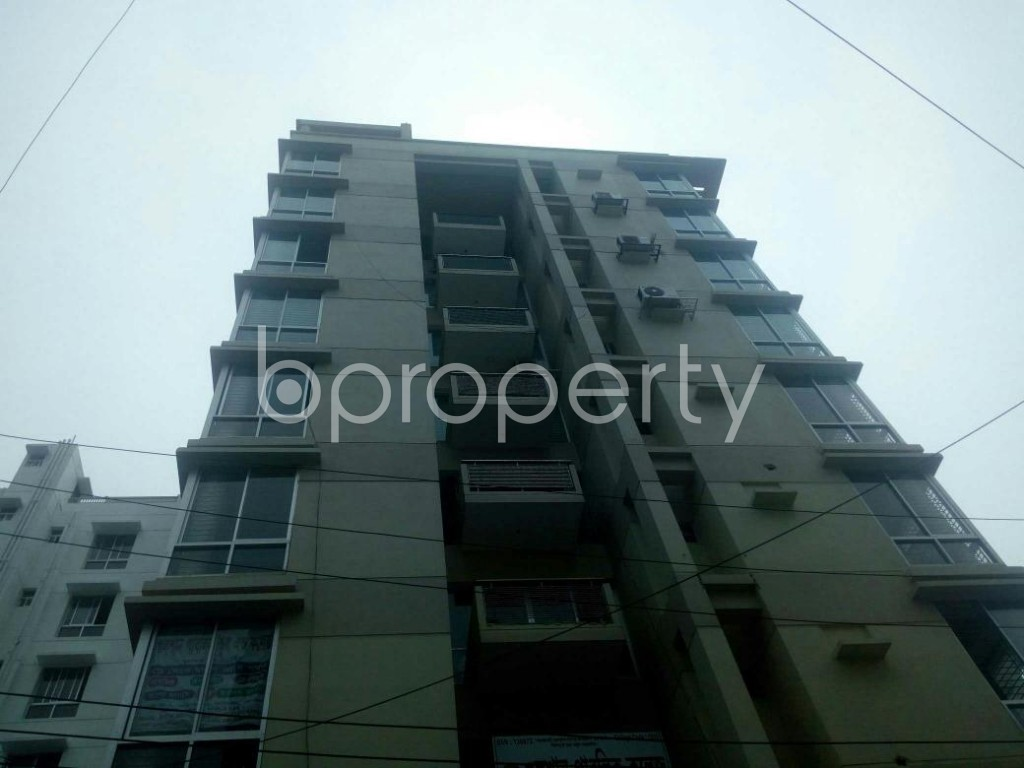 Outside view - 3 Bed Apartment for Sale in Baridhara, Dhaka - 1785537