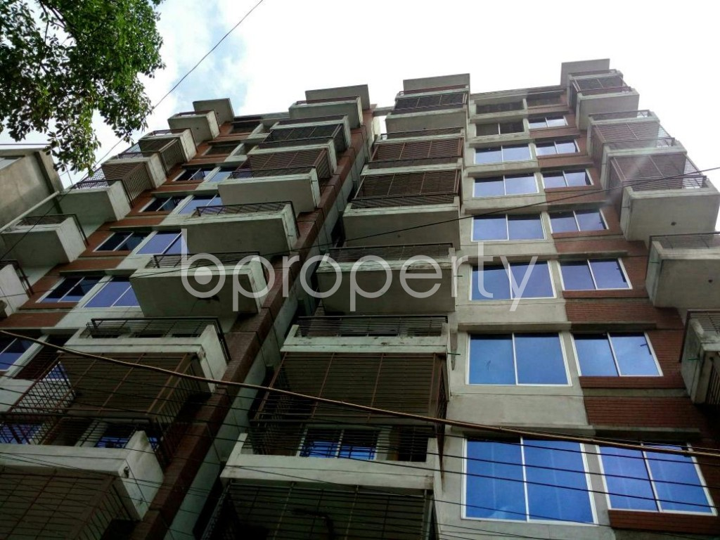 Outside view - 3 Bed Apartment for Sale in Uttar Lalkhan, Chattogram - 1786833