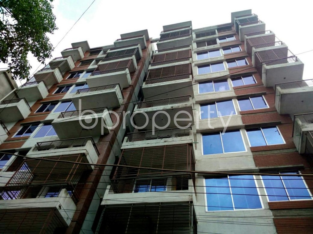 Outside view - 3 Bed Apartment for Sale in Uttar Lalkhan, Chattogram - 1786836