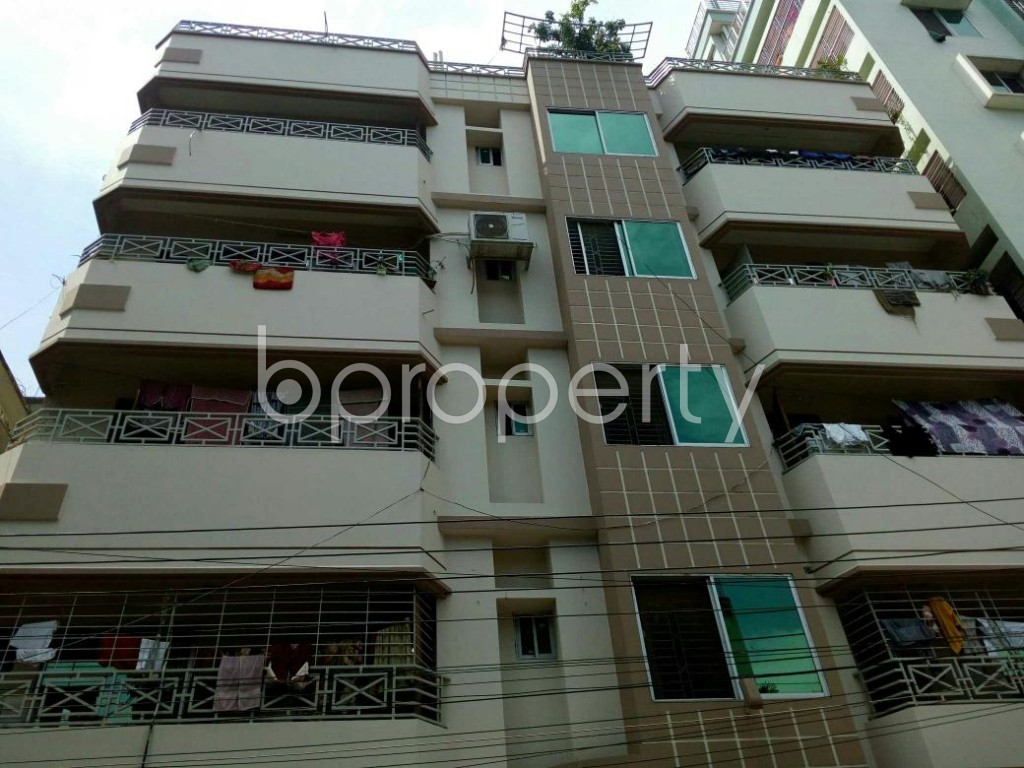 Front view - 3 Bed Apartment for Sale in 4 No Chandgaon Ward, Chattogram - 1788043