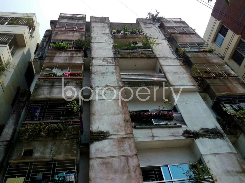 Outside view - 3 Bed Apartment for Sale in 11 No. South Kattali Ward, Chattogram - 1789281