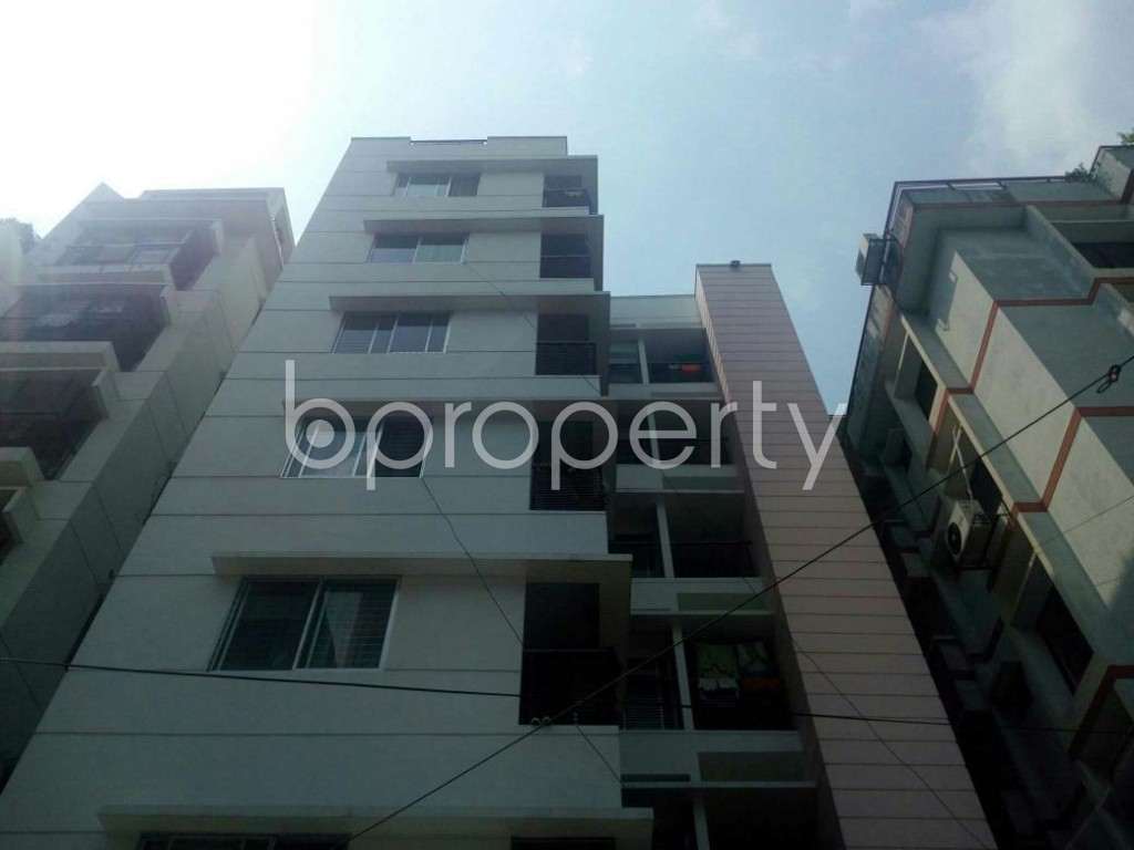 Outside view - 3 Bed Apartment for Sale in Bashundhara R-A, Dhaka - 1789306