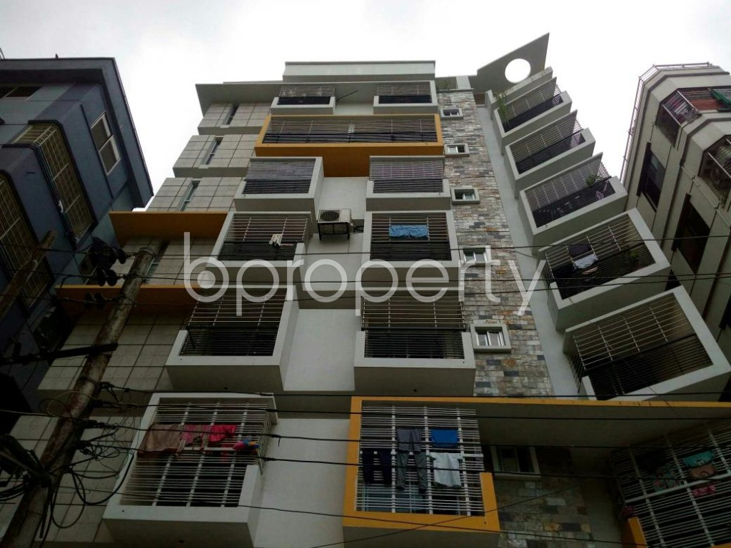 Outside view - 3 Bed Apartment for Sale in Kazir Dewri, Chattogram - 1785407