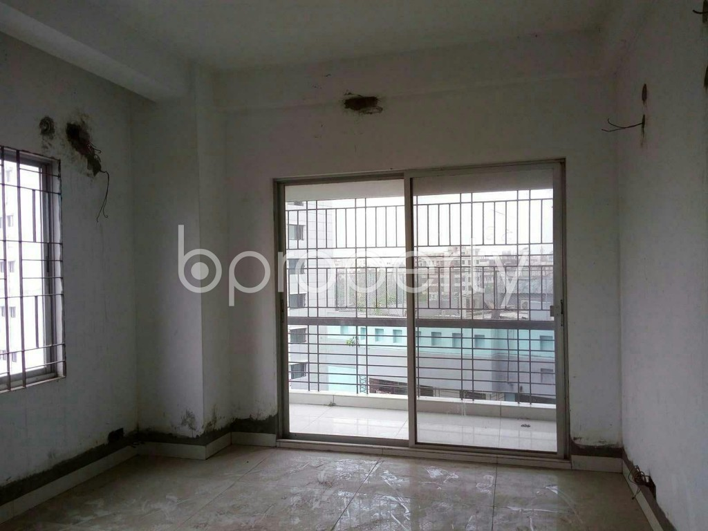 Empty Room - 3 Bed Apartment for Sale in Lalmatia, Dhaka - 1790341