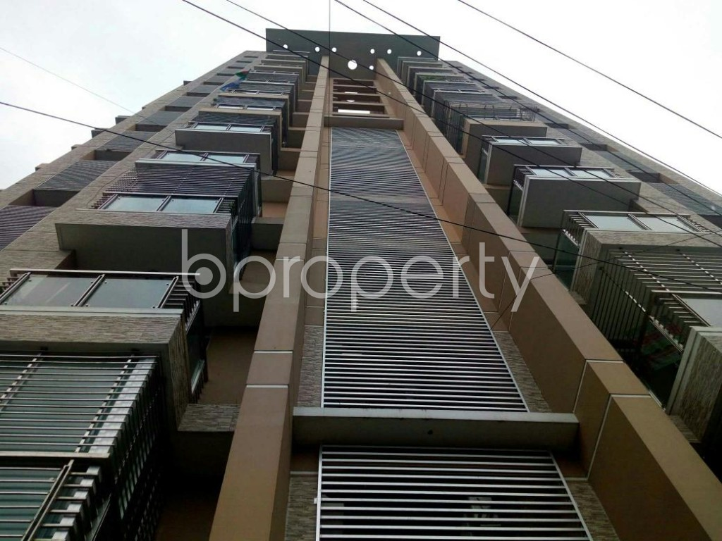 Outside view - 3 Bed Apartment for Sale in 16 No. Chawk Bazaar Ward, Chattogram - 1790597