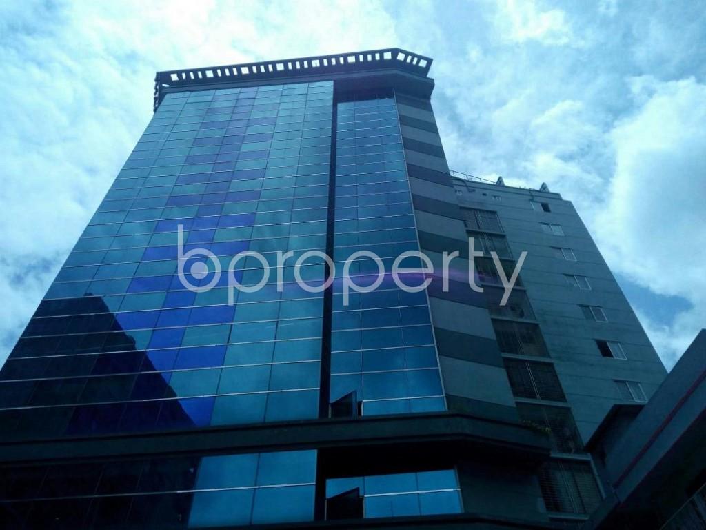 Outside view - Office for Sale in Motijheel, Dhaka - 1791565