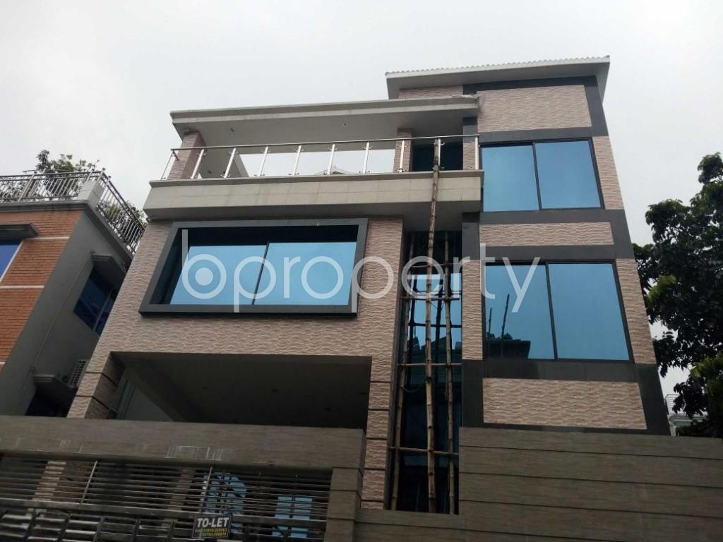 Outside view - 5 Bed Duplex to Rent in Nikunja, Dhaka - 1793291