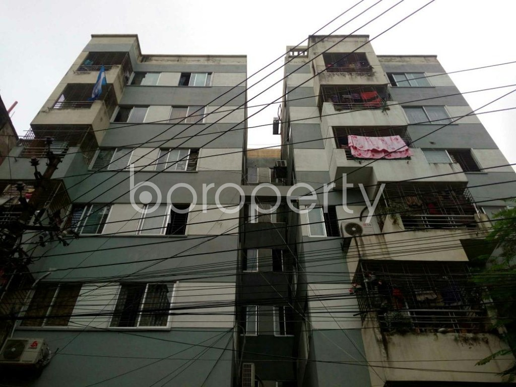 Outside view - 2 Bed Apartment to Rent in Taltola, Dhaka - 1793673