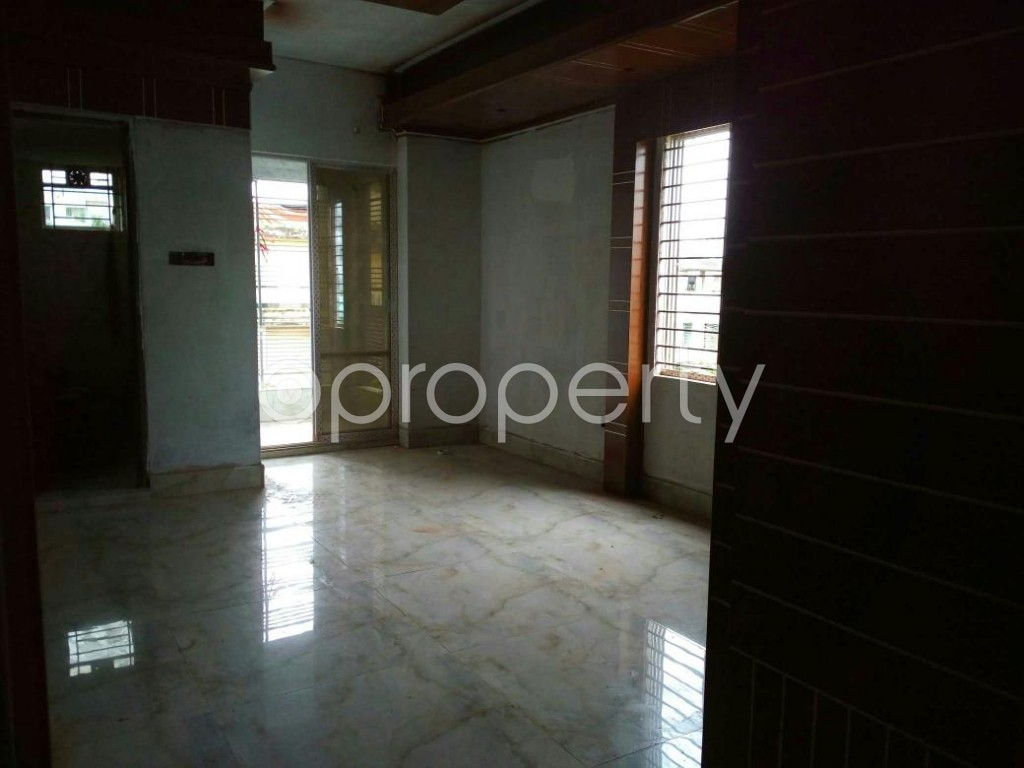 Dine/Dining - 3 Bed Apartment for Sale in 4 No Chandgaon Ward, Chattogram - 1793762