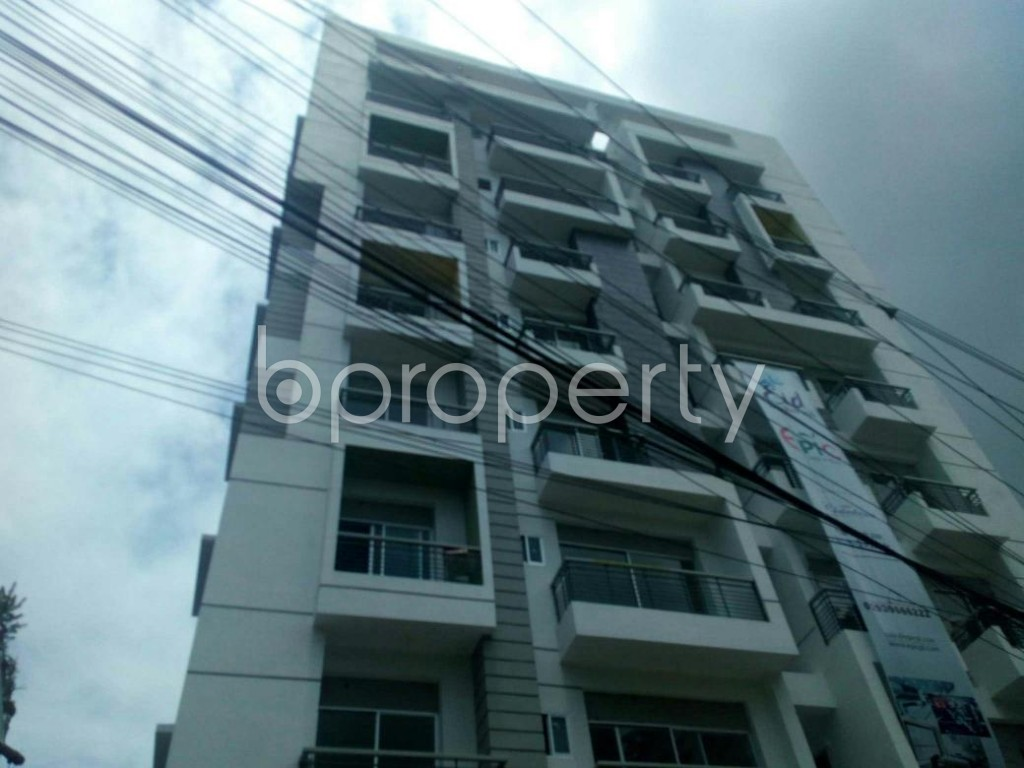 Front view - 3 Bed Apartment for Sale in 4 No Chandgaon Ward, Chattogram - 1794135