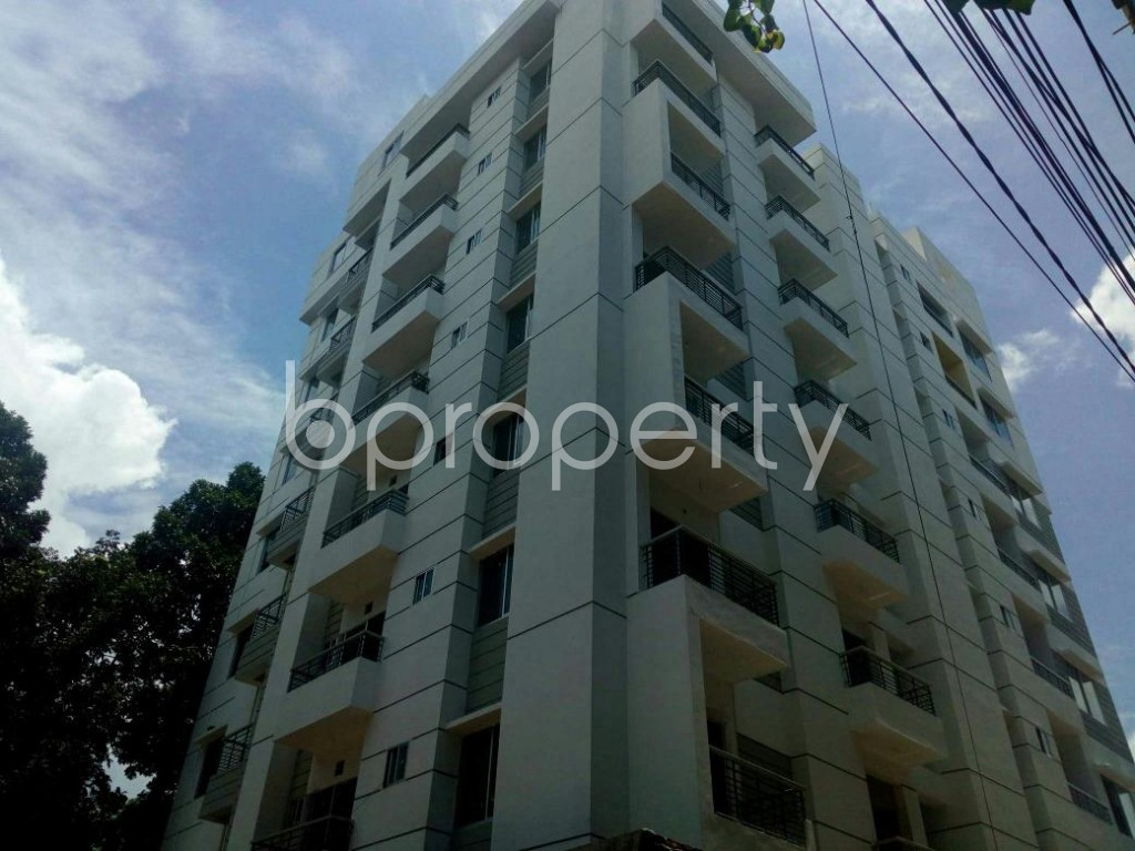 Outside view - 3 Bed Apartment for Sale in 4 No Chandgaon Ward, Chattogram - 1794137