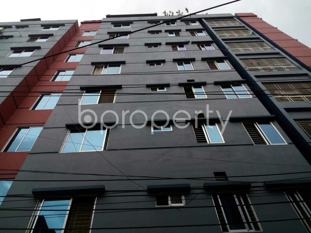 Outside view - 3 Bed Apartment for Sale in North Shahjahanpur, Dhaka - 1794332