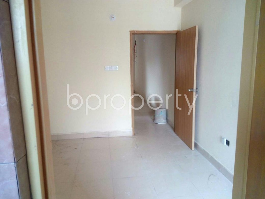 Bedroom - 3 Bed Apartment for Sale in Bakalia, Chattogram - 1796072