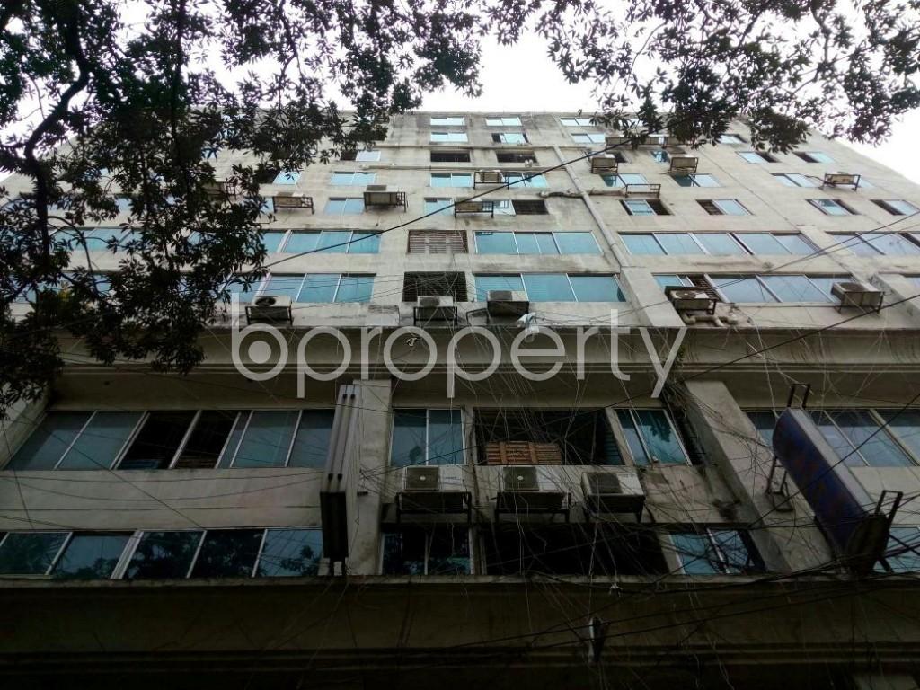 Outside view - Office for Sale in Motijheel, Dhaka - 1796443