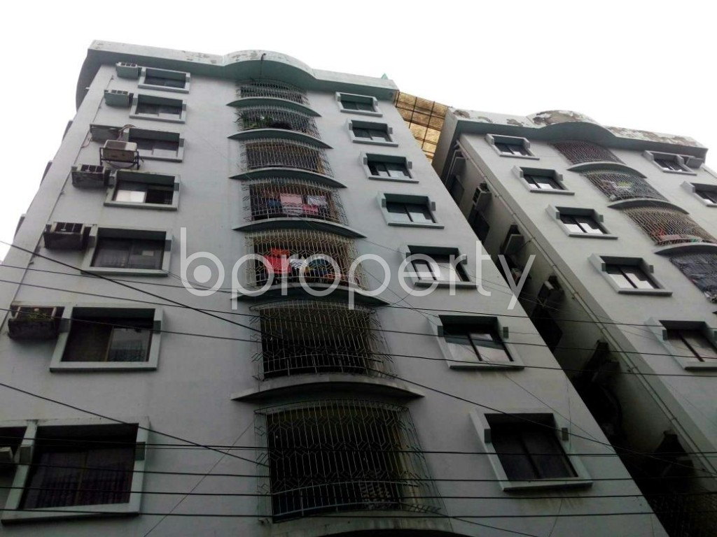 Outside view - 3 Bed Apartment for Sale in Shegunbagicha, Dhaka - 1796456