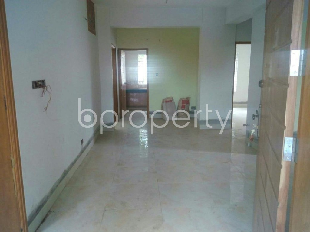 Dining area - 3 Bed Apartment for Sale in Panchlaish, Chattogram - 1796989
