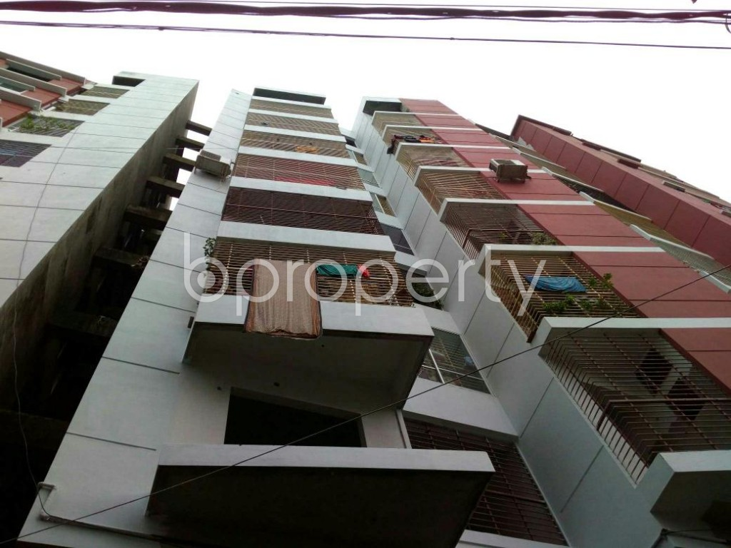 Outside view - 3 Bed Apartment for Sale in Bakalia, Chattogram - 1797156