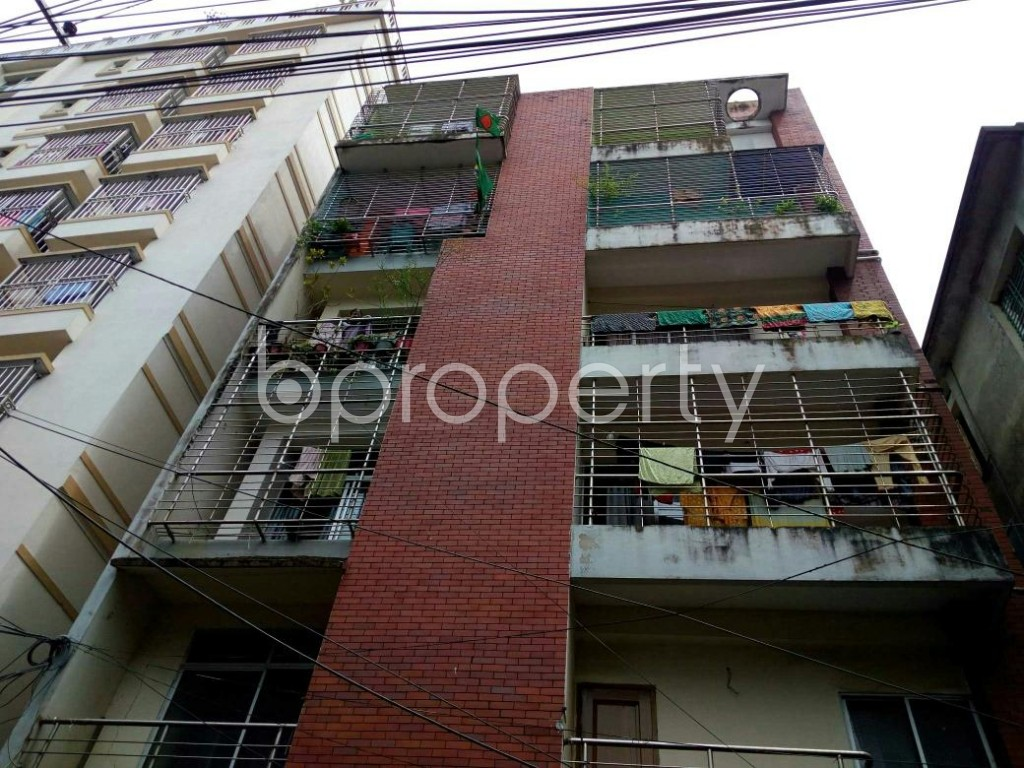 Front view - 3 Bed Apartment for Sale in 7 No. West Sholoshohor Ward, Chattogram - 1797618