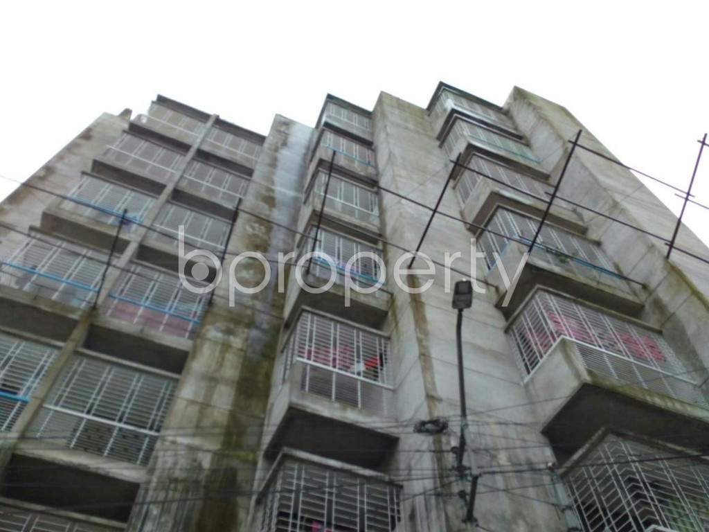 Front view - 3 Bed Apartment for Sale in Shiddhirganj, Narayanganj City - 1797857