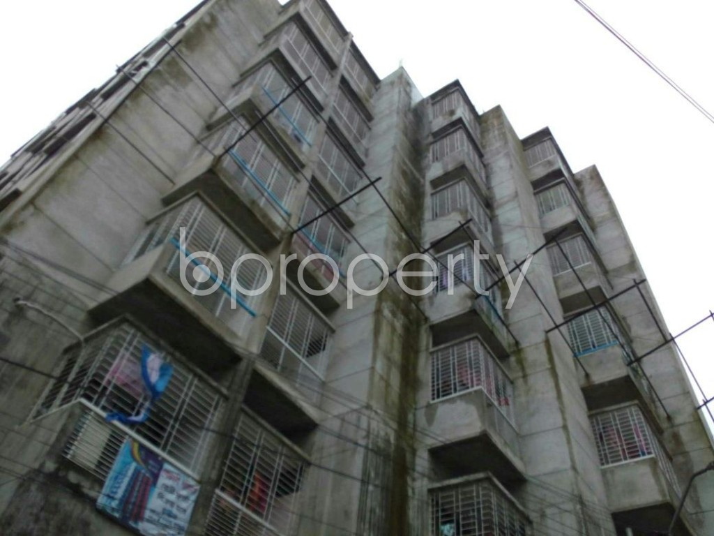 Outside view - 3 Bed Apartment for Sale in Shiddhirganj, Narayanganj City - 1797866