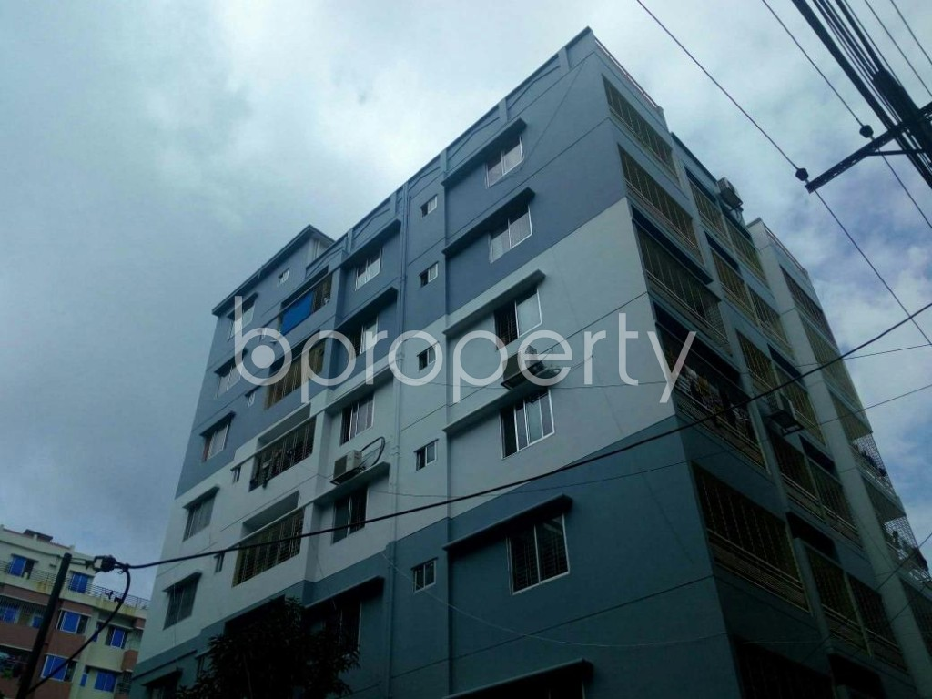 Outside view - 3 Bed Apartment for Sale in South Khulsi, Chattogram - 1798250
