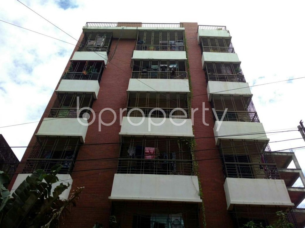 Front view - 2 Bed Apartment for Sale in Halishahar, Chattogram - 1798634