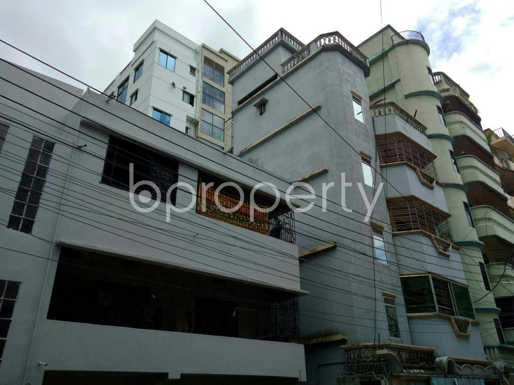 Outside view - 4 Bed Duplex to Rent in Halishahar, Chattogram - 1798636