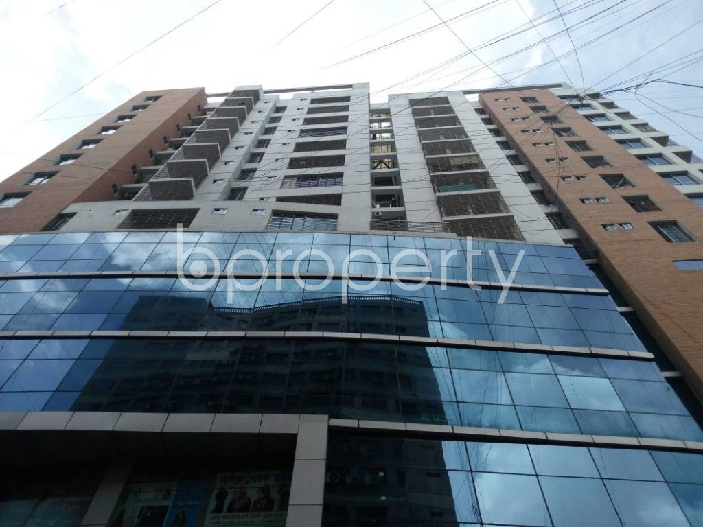 Front view - Apartment for Sale in Uttara, Dhaka - 1799216